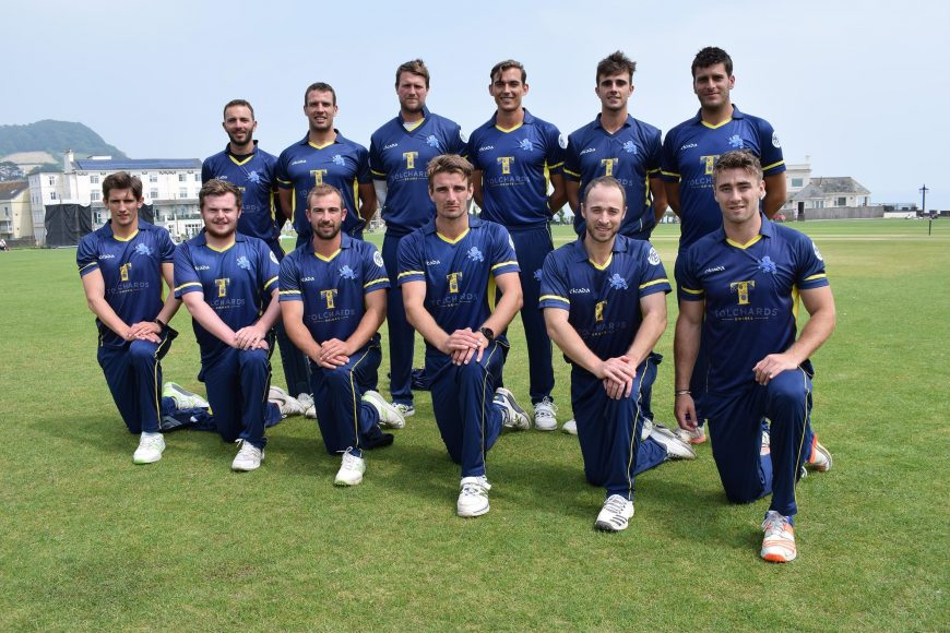 MBS One-Day Kit Sponsors for Devon County Cricket Club