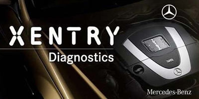 THE 'ALL-SINGING ALL-DANCING' MERCEDES-BENZ STAR XENTRY DIAGNOSTIC TOOL